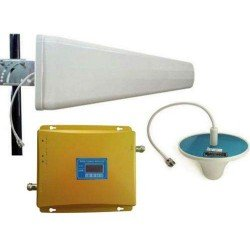 3G+GSM Signal Booster Repeater Basic Combo