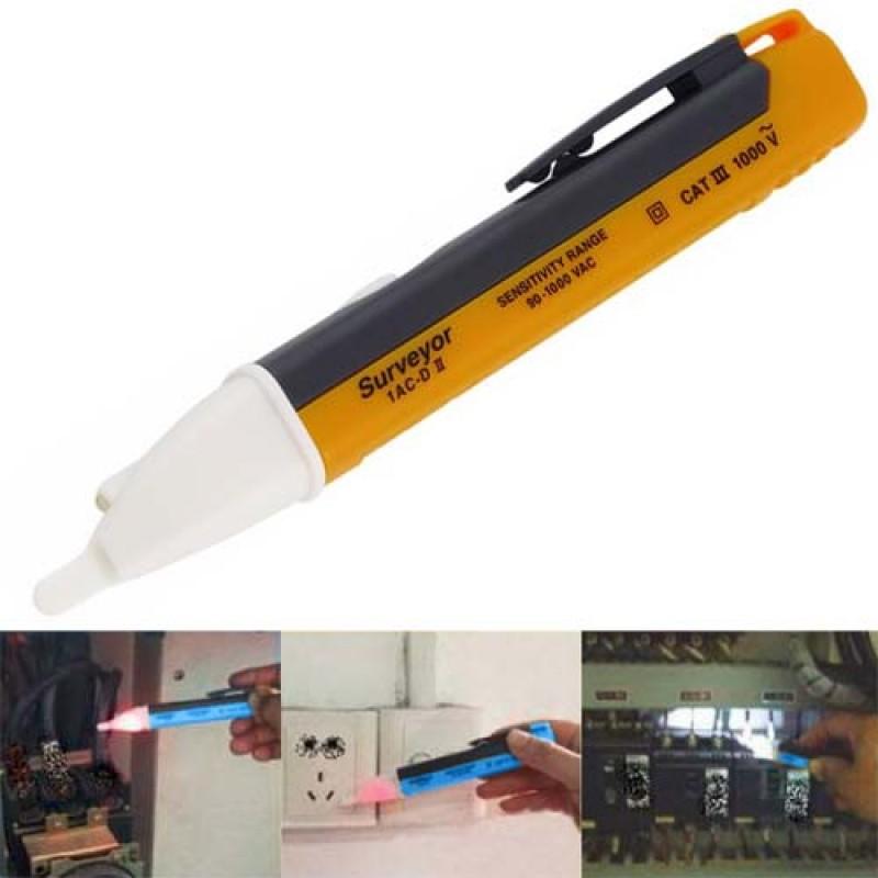 Safest Home Electrical Tester : Ac voltage detector safety electric tester