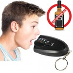 Electronic Alcohol Detector Breath Tester
