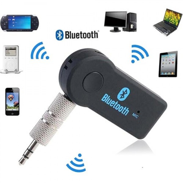 Car Bluetooth Music Receiver with Hands-free