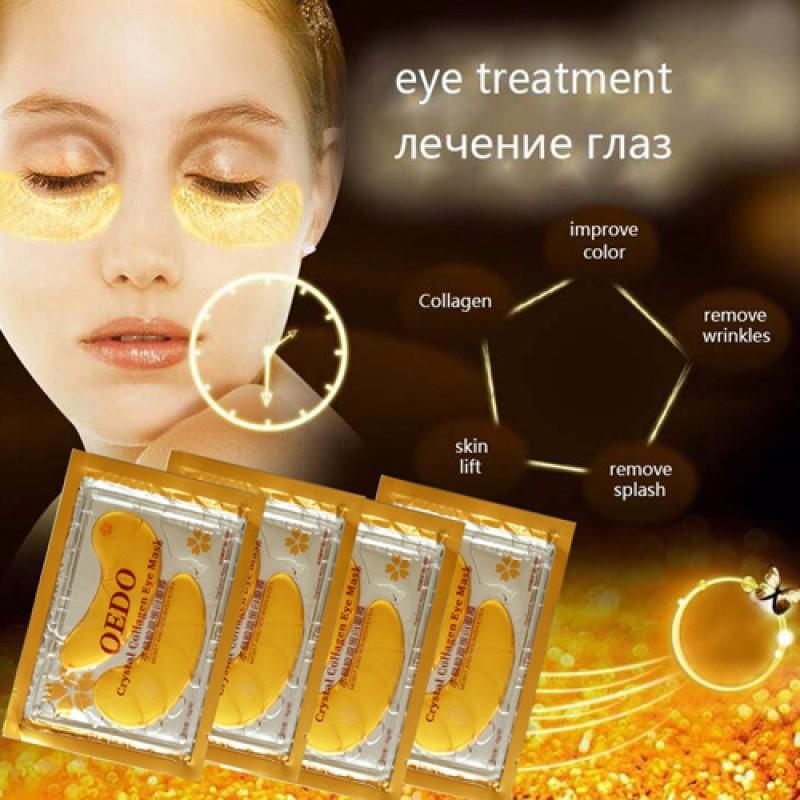 Anti Aging Dark Circle Crystal Collagen Eye Mask