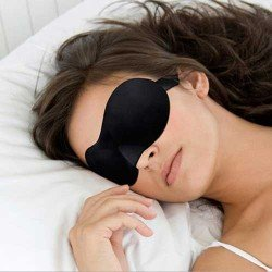 Travel Relax Sleeping Blindfold Eye Mask