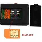 Spy LBS Tracker Mobile SIM Voice Caller