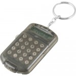 Electronic Key Ring mini Calculator
