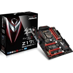 ASRock Intel Z170 K6 6th Gen Gaming Motherboard