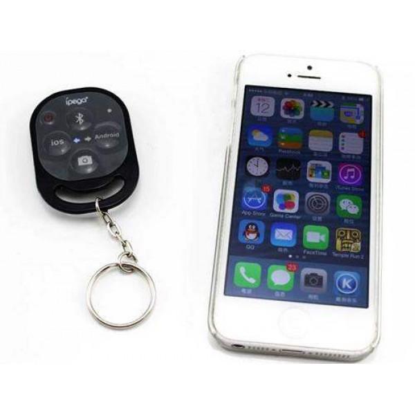 Rechargable Bluetooth Selfie Keyring BRS3000