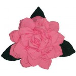 Decorative Handmade Pink Rose Cushion SCFC0211