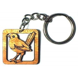 Wooden Key-ring WKR5006