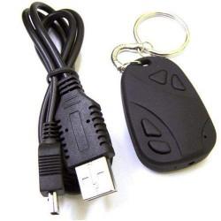 Spy HD Video Recorder Keyring Camera