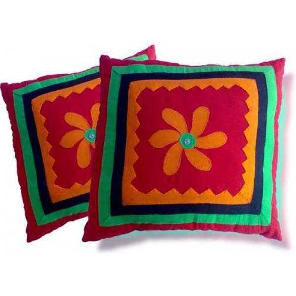 Cushion Cover APPLIQUE
