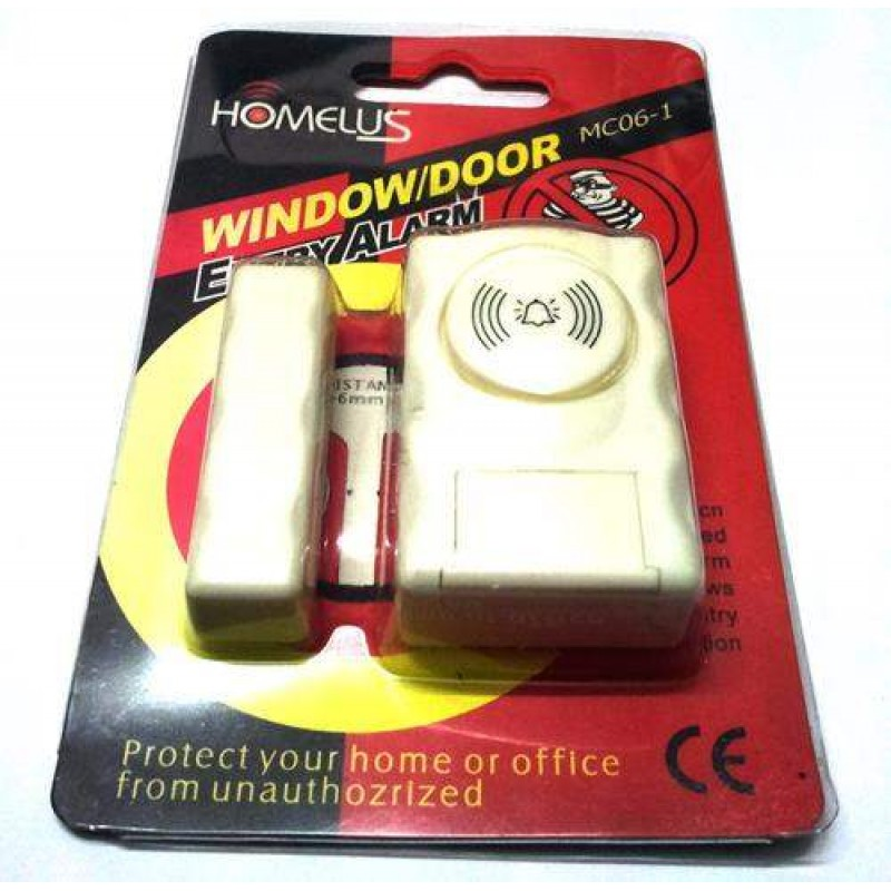 Magnetic Door Window Entry Security Alarm Shopping24bd