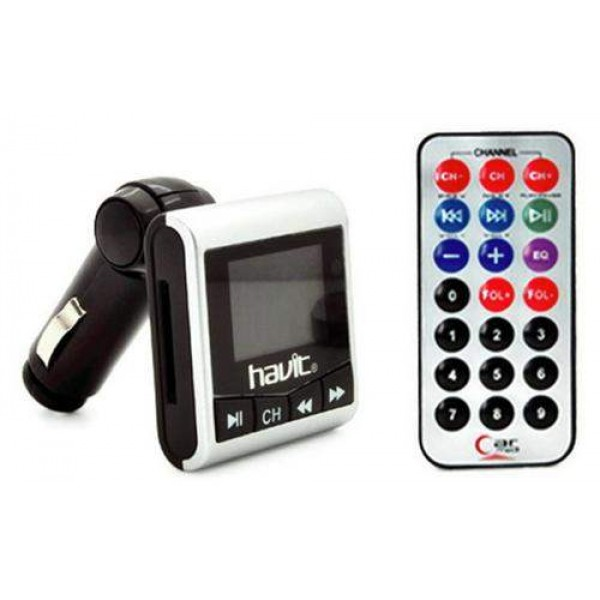 HAVIT Car FM Modulator MP3 Player