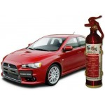 Portable Car Fire Extinguisher AFFF