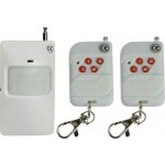 GSM Wireless Security Alarm System Package