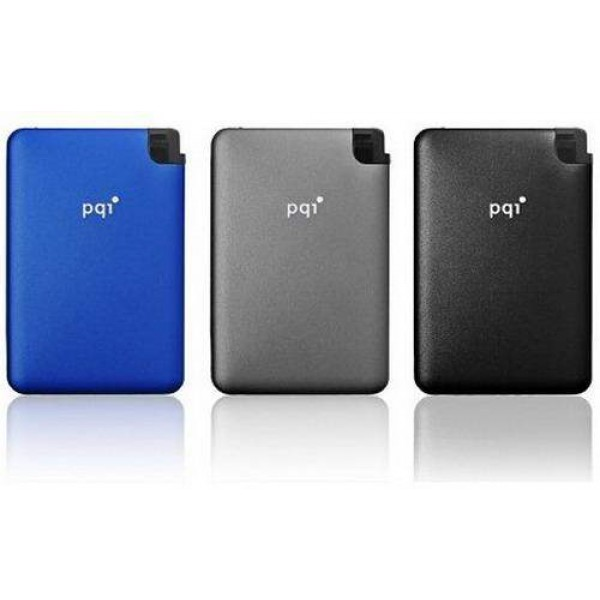PQI External Hard Drive 750GB