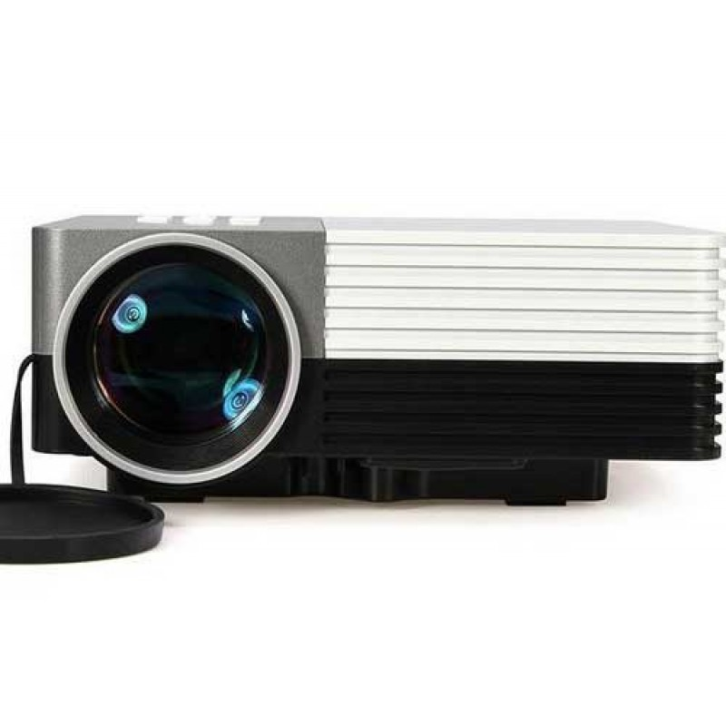 Portable led projector hd 1080p 150 lumens shopping24bd for Hd projector small