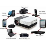 Portable LED Projector HD 1080P 150 Lumens
