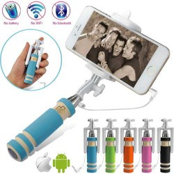 Super Mini Selfie Stick Monopod for Smartphone