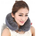 Travel  Neck Vibrating Massage Pillow