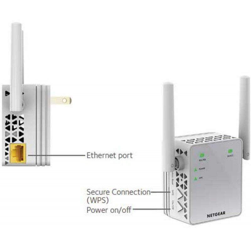 hook up netgear extender How to configure my range extender when there is no wps button on my router  step 1a: you can also set up the range extender via a wireless connection.