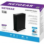 NETGEAR WNR2000v5 - Wireless N300 Router