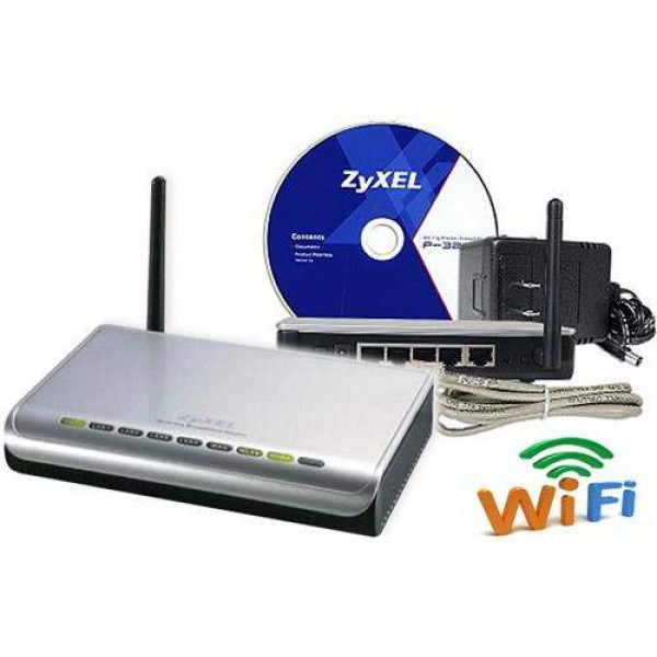 Wireless Router P-320W
