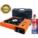 Portable Burner - Travel Camping Gas Stove