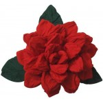 Decorative Handmade  Red Rose Cushion SCFC0210