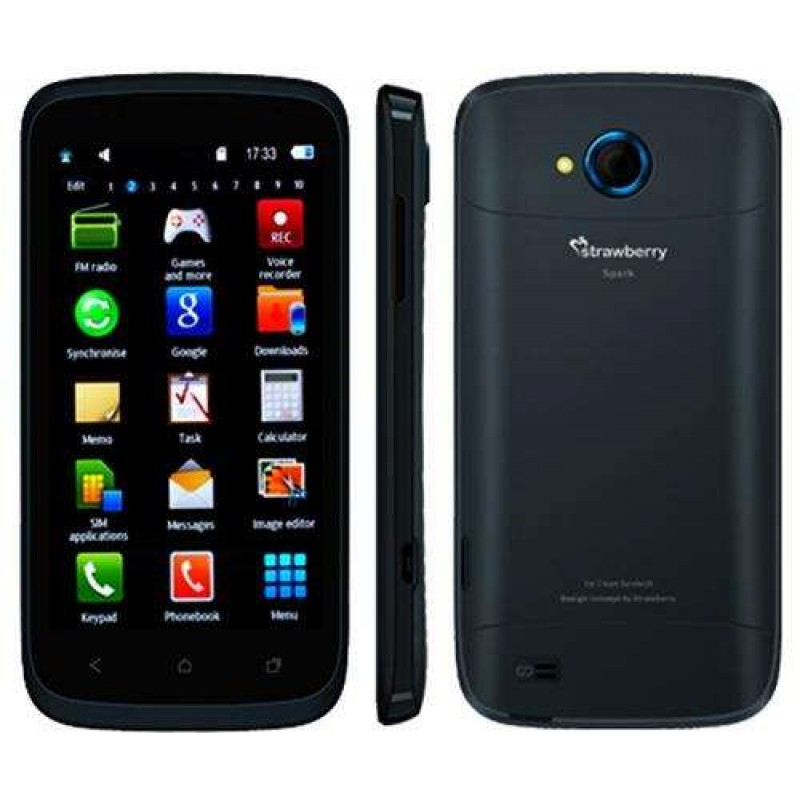 Strawberry SPARK - Android Mobile Phone - Shopping24bd