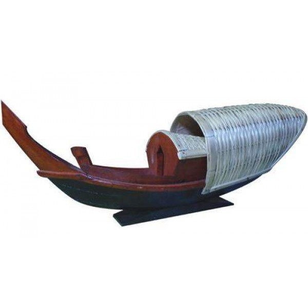 Decorative Sampan Boat