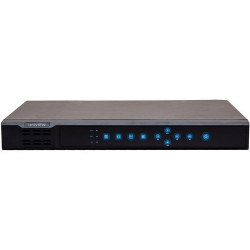 UNIVIEW NVR202-16E - 16 channel 2 SATA HD 1080p CCTV NVR