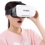 VR BOX - 3D Virtual Reality Glasses for Smartphone