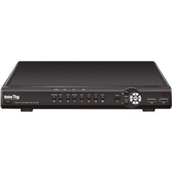 VALUE-TOP 4Channel HD CCTV DVR VT-4504