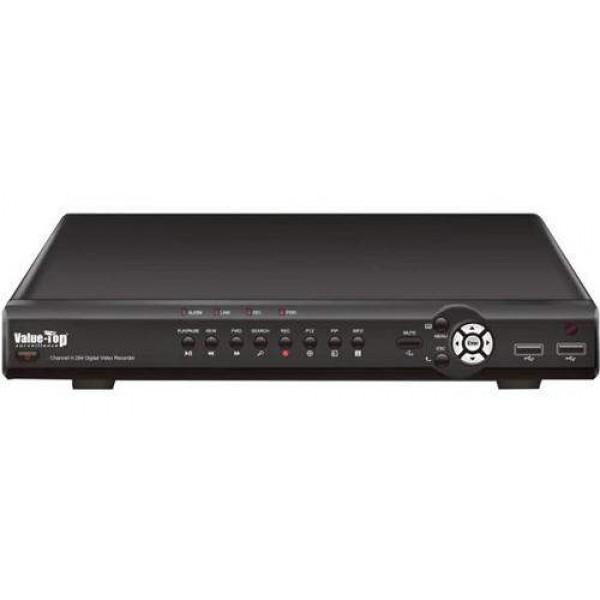 VALUE-TOP VT-4508 - 8 channel 1080p HD DVR