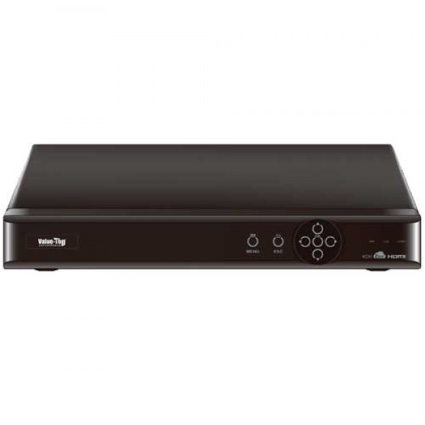 VALUE-TOP 8Channel HD CCTV DVR VT-4608N