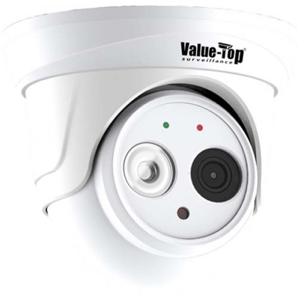 VALUE-TOP  2 MP AHD Dome CCTV Camera - VT-K2001A