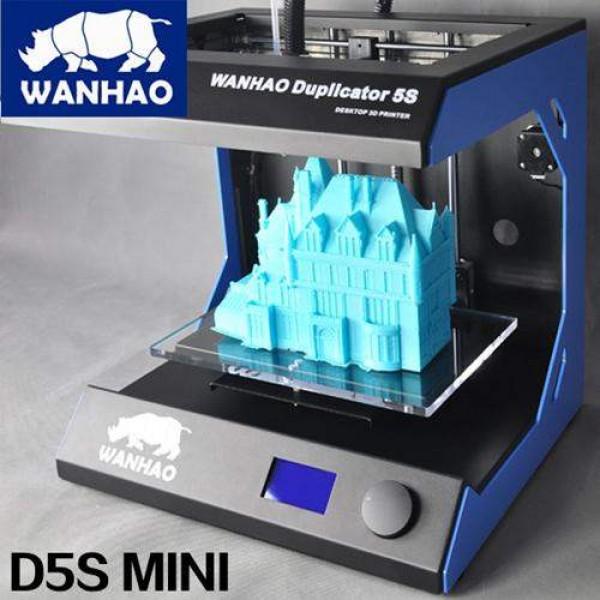 Desktop 3D Printer WANHAO D5S mini