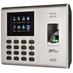 ZKTeco K40 Access Control with Time Attendance
