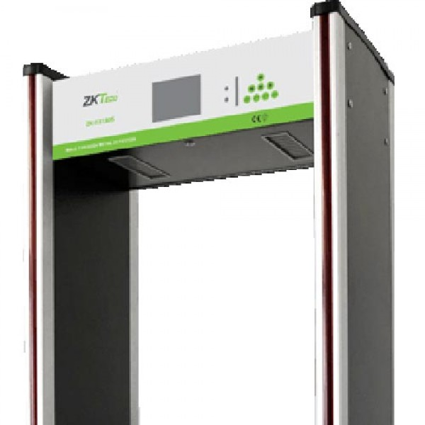 ZKTeco Walk Through 18 Zones Metal Detector ZK-D3180S