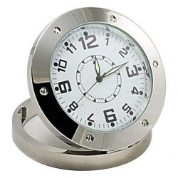 Spy Table Clock Camera Video Recorder