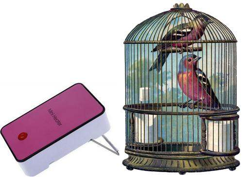 Bird Cage / Pets Winter Warming Heater 200W