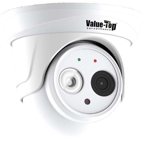 VALUE-TOP  2 MP AHD Dome CCTV Camera - VT-K2001A